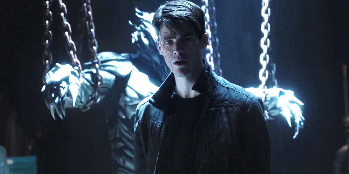 BARRY EVIL SAVITAR