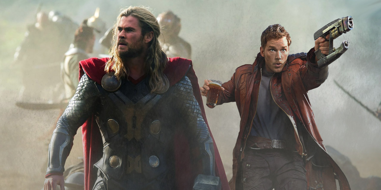 Photo of Here's The Shocking Connection Between Guardians of The Galaxy 2 And Thor Ragnarok