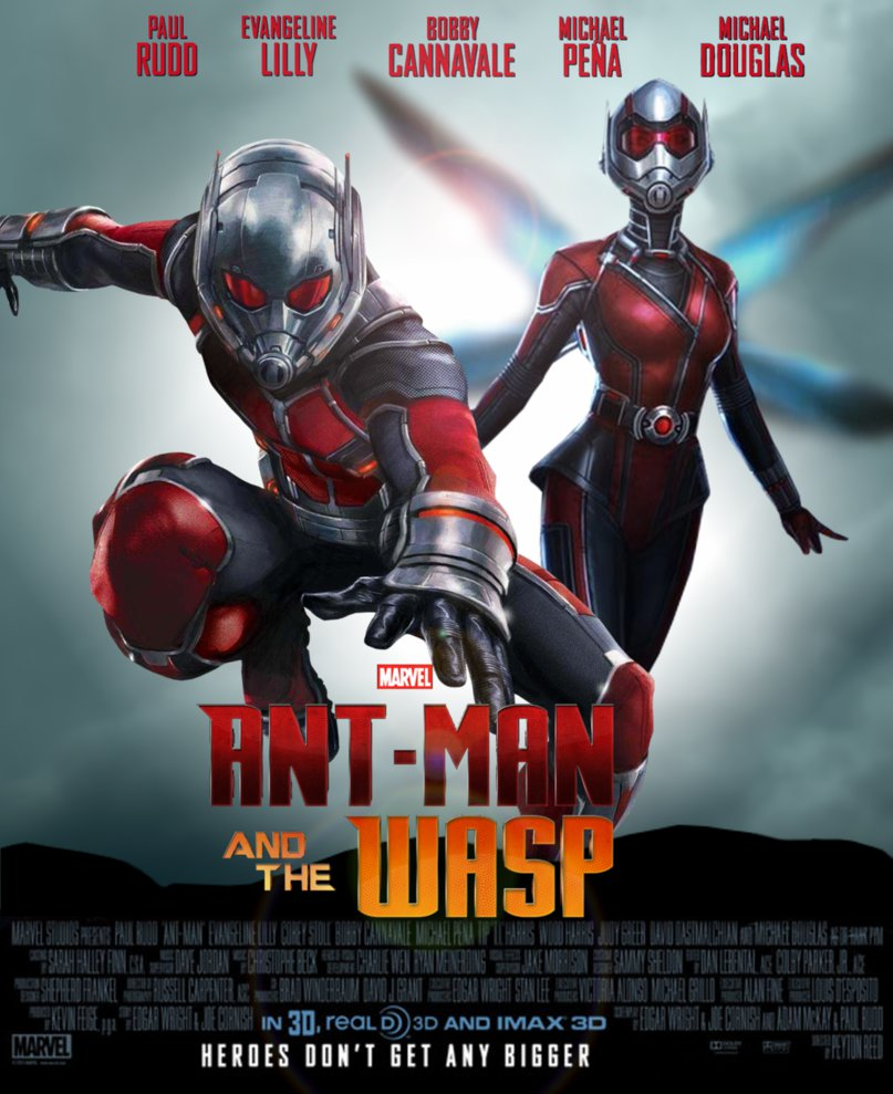 ant-man captain marvel
