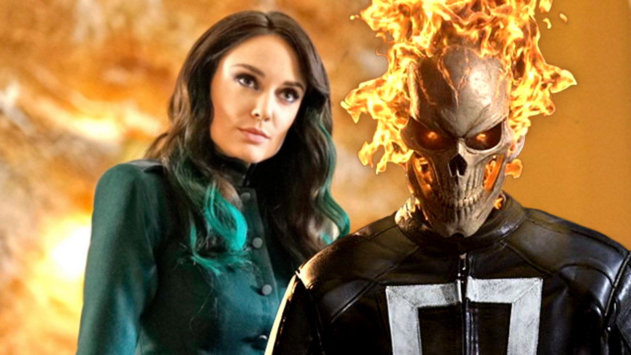 Photo of Agents of S.H.I.E.L.D Teases The Future of Ghost Rider