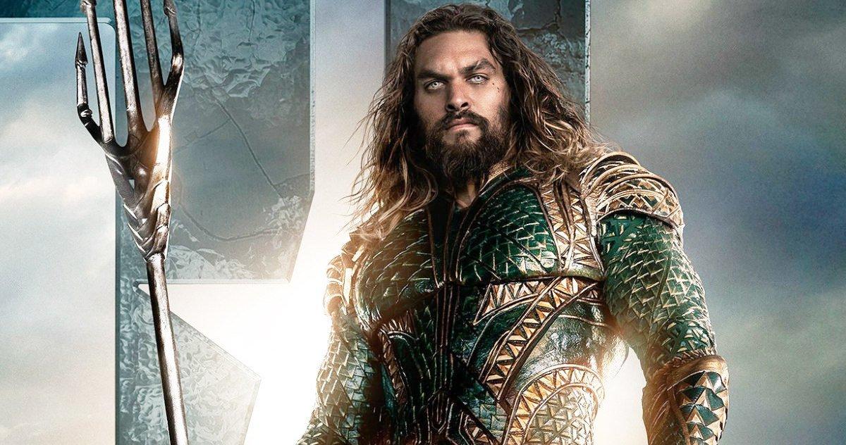 Photo of Aquaman New Set Images Show Jason Momoa Having A Gala Time