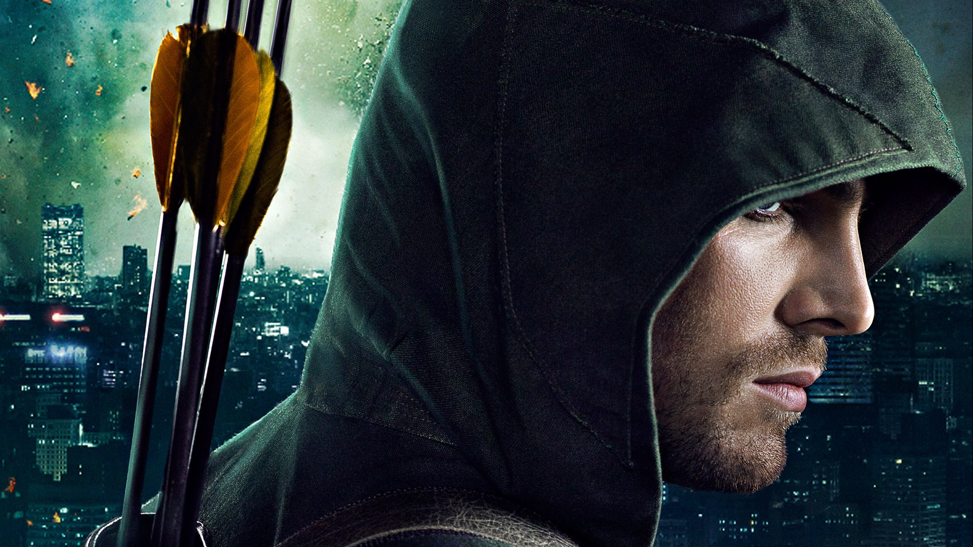 Photo of Stephen Amell Reveals The Greatest Villain of Arrow