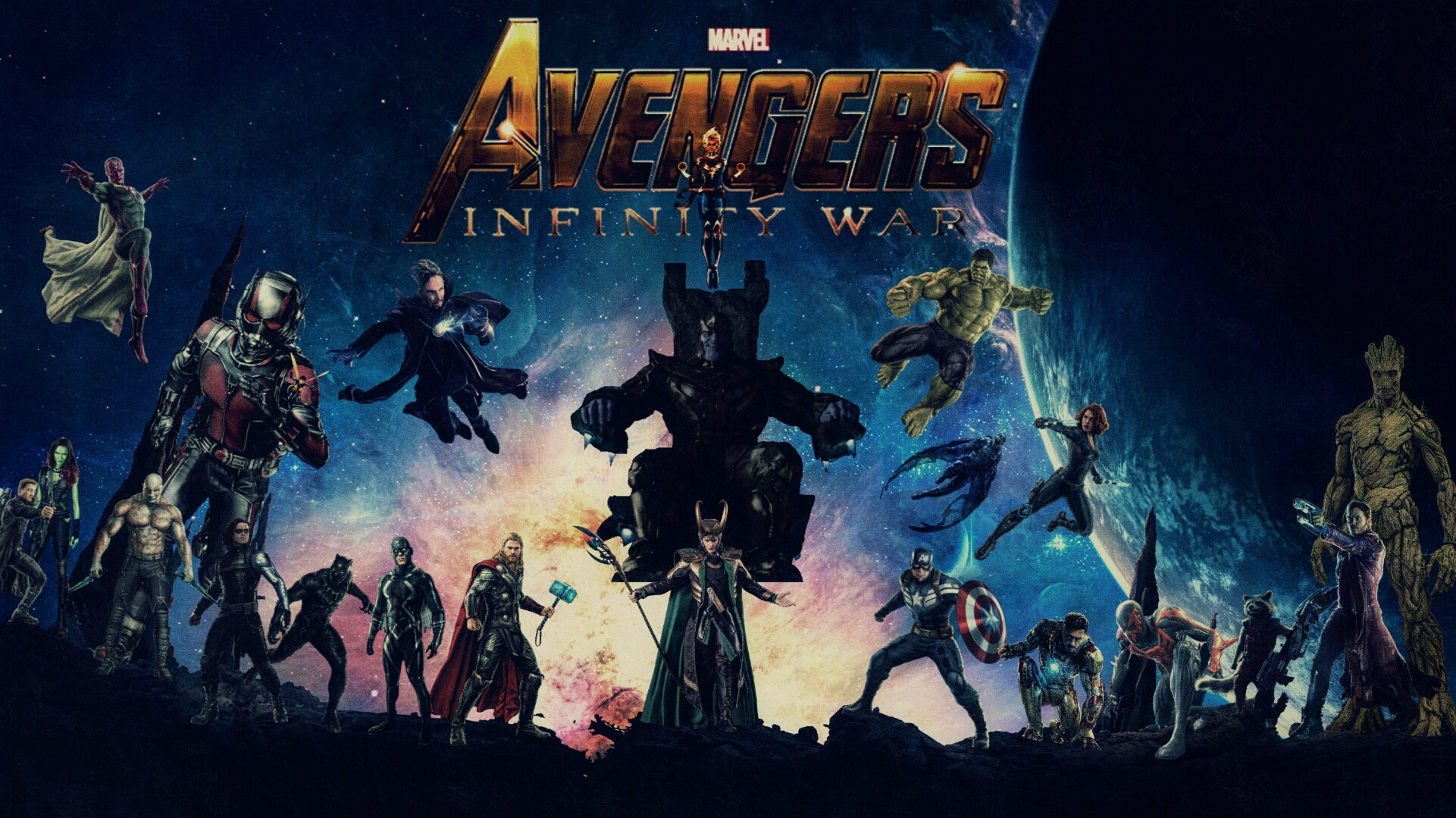 Photo of Avengers: Infinity War Almost Confirms An Important Black Panther Character