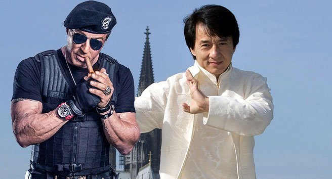 Photo of Two Legendary Action Heroes Join Forces In A New Action Thriller