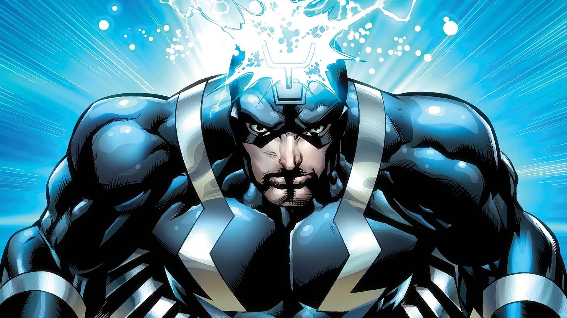 Photo of Here's How Black Bolt Will Communicate In Marvels Inhumans Series