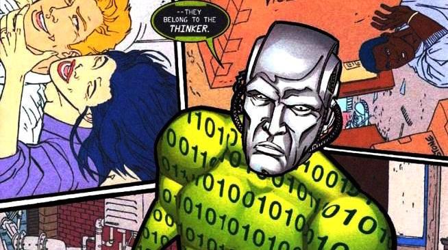 thinker mail villain flash season 4