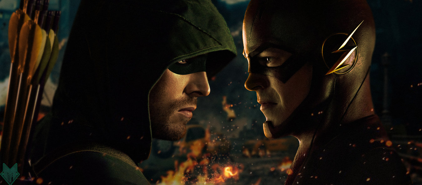"Photo of Arrow vs Flash Finale: 4 Fatal Flaws That ""The Flash"" Made But Arrow Didn't"