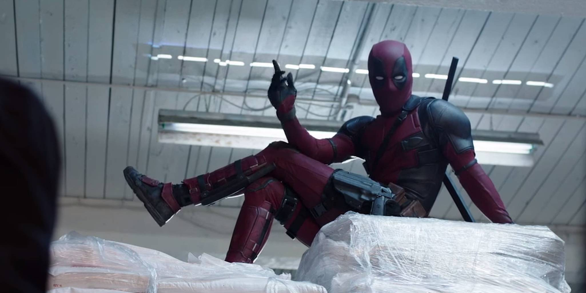 Photo of Deadpool Brand New Video Reveals Cool Stuff