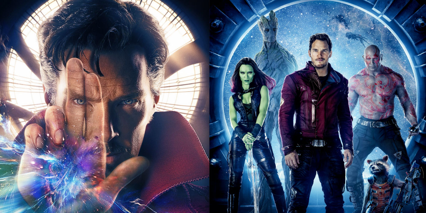 Photo of Here's Stunning Connection Between Dr Strange And Guardians of the Galaxy