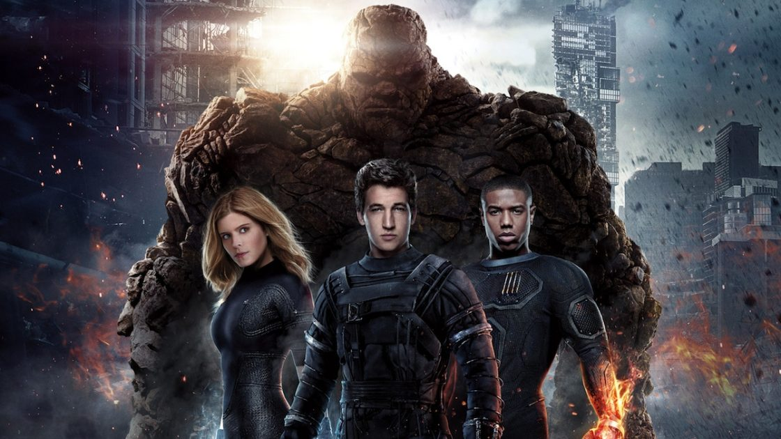 Photo of 'Fantastic Four' Writer Reveals Unused Script Details