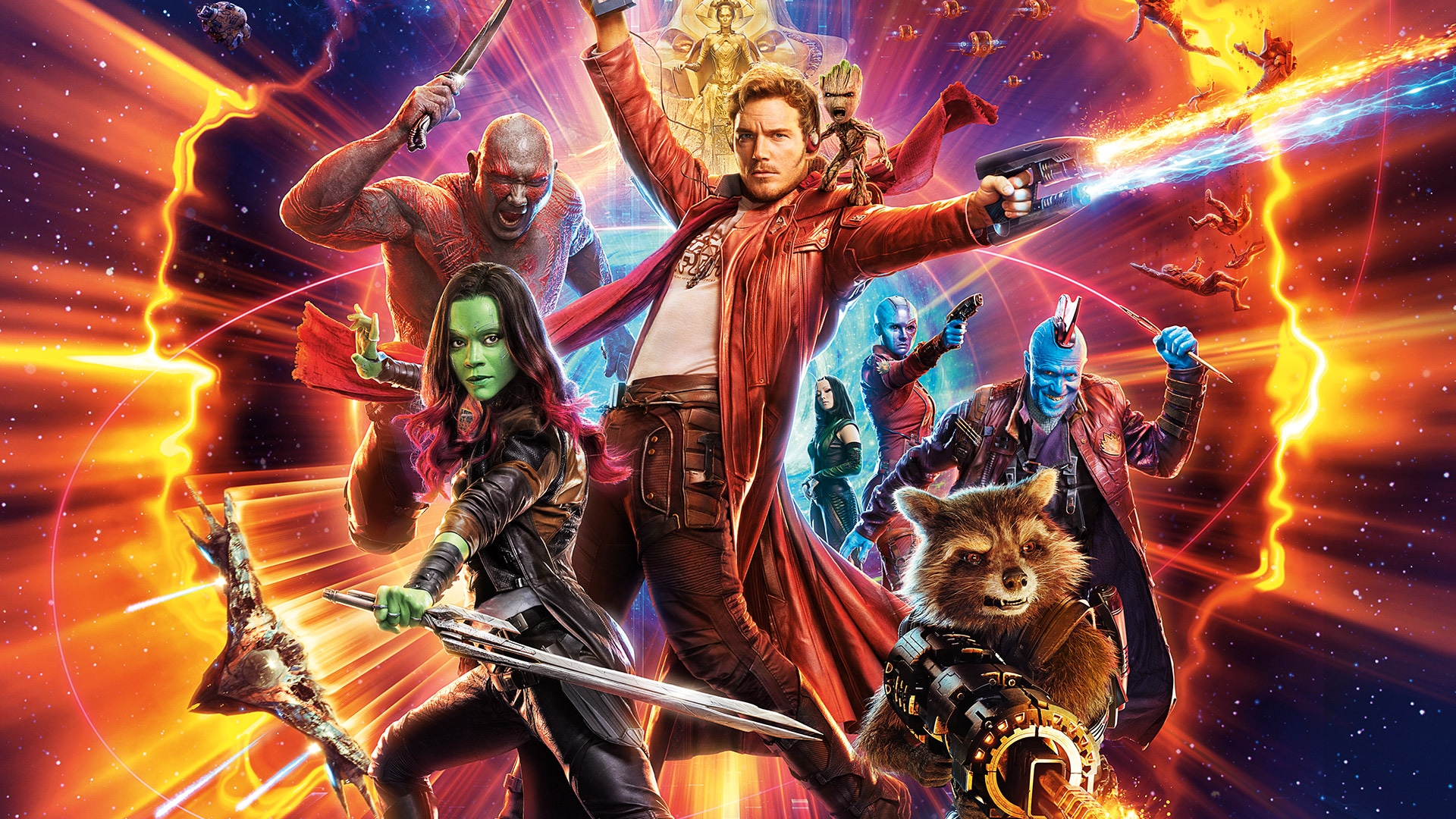Photo of 5 Superheroes Who Should Crossover With Guardians of The Galaxy