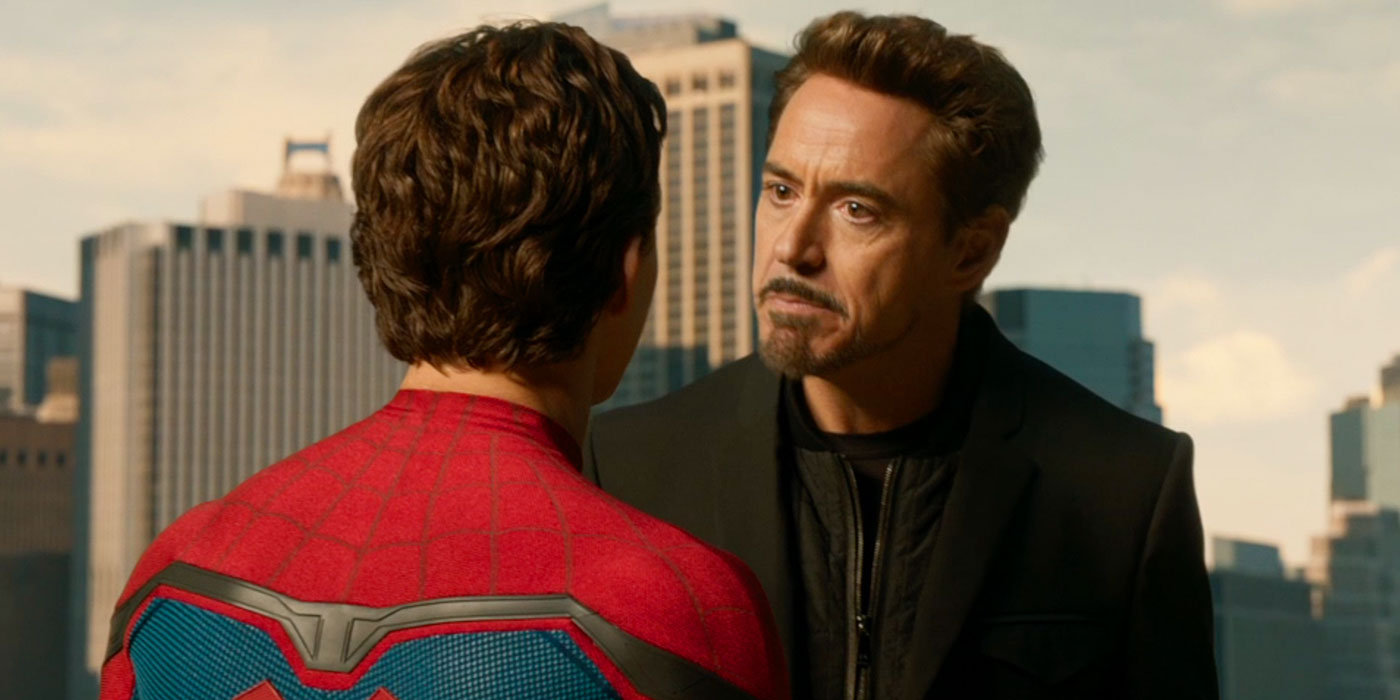 Photo of Tony Stark and Peter Parker's Final Shot Might Be A Clue To Avengers 4