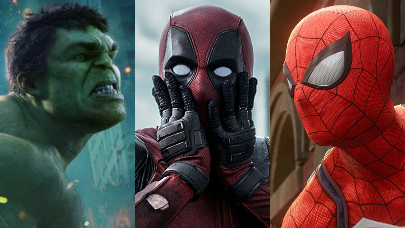 Deadpool 30 Superhéroes: 10 Marvel Superheroes Who Can Defeat Deadpool In A Fight