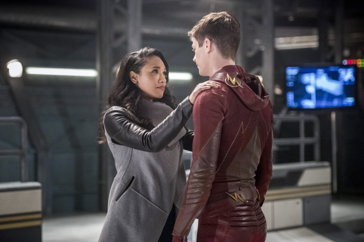 The Flash season 4 - the flash season 3 finale