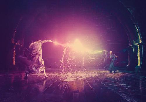 image dumbledore dueling - photo #7