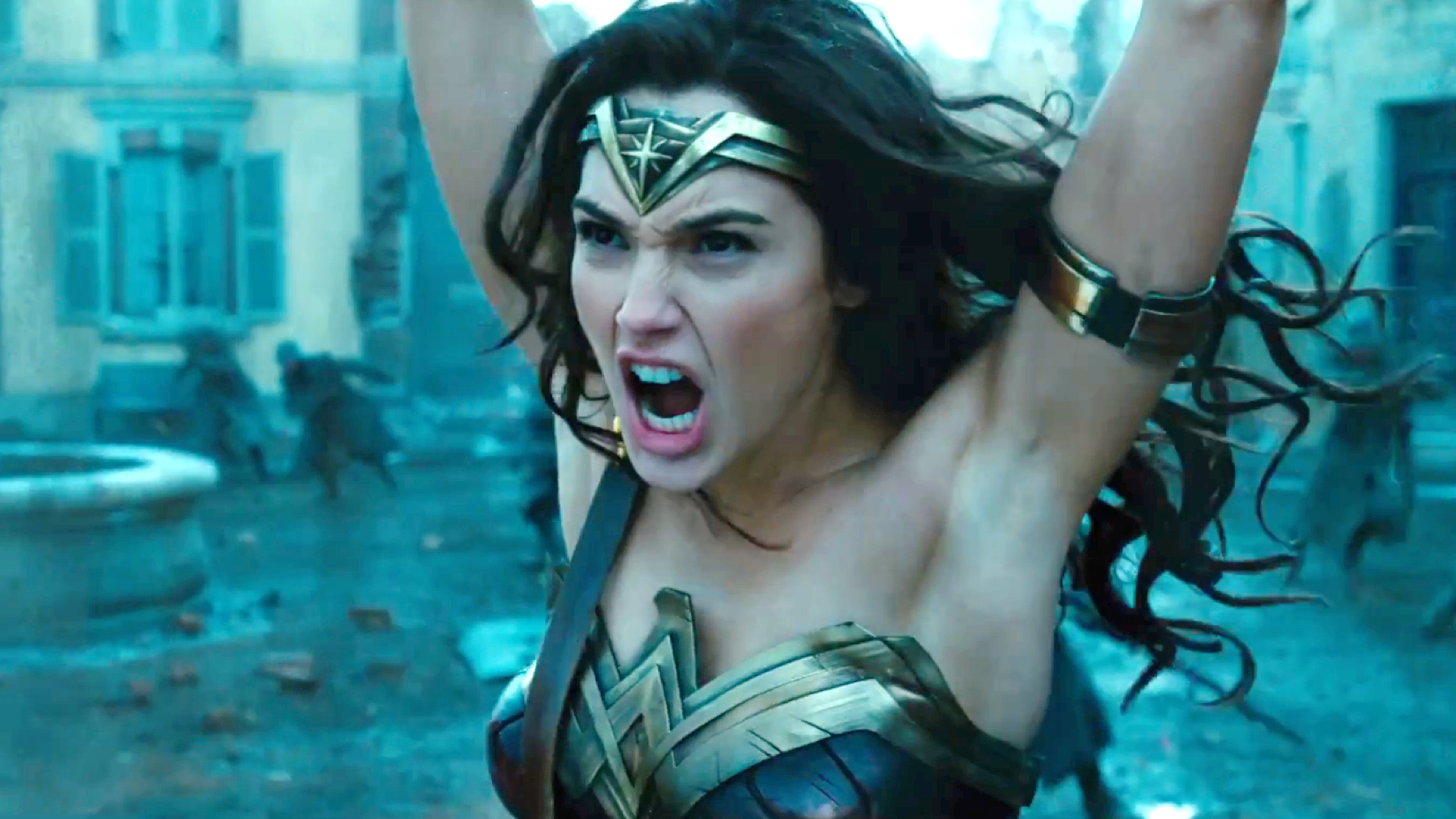 Photo of 5 Times Wonder Woman Became A Bad Bad Girl