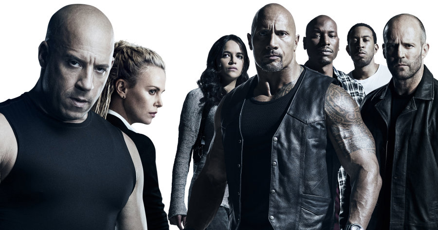 Rock vs Vin Diesel
