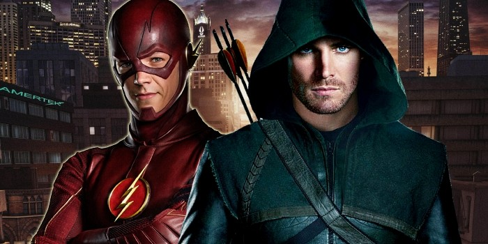 The Flash vs Arrow