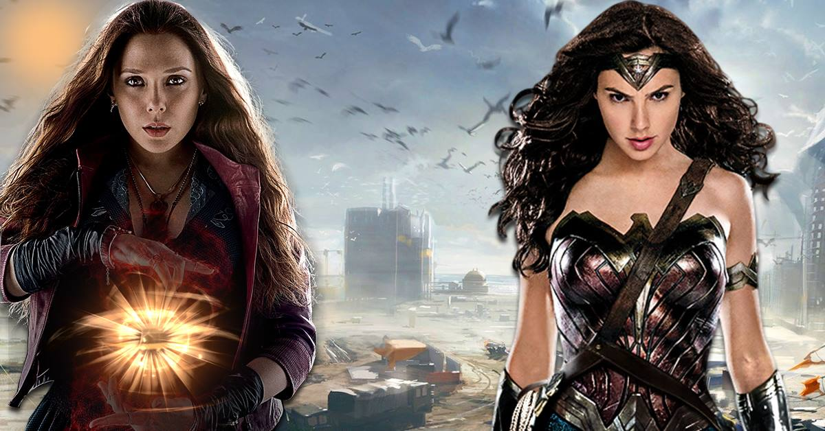 Photo of Here's Why DC's Wonder Woman Will Beat Marvel's Scarlet Witch