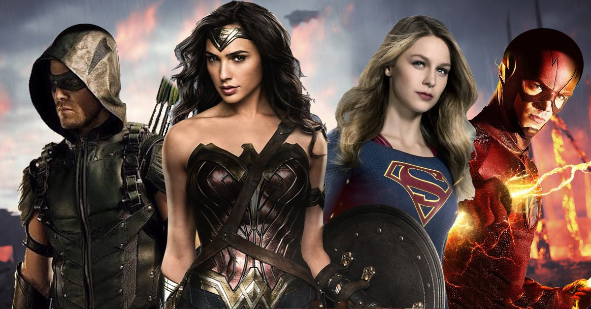 Photo of Do We Have Wonder Woman Within the Arrowverse Too?