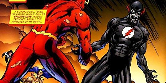 black flash the flash season 4
