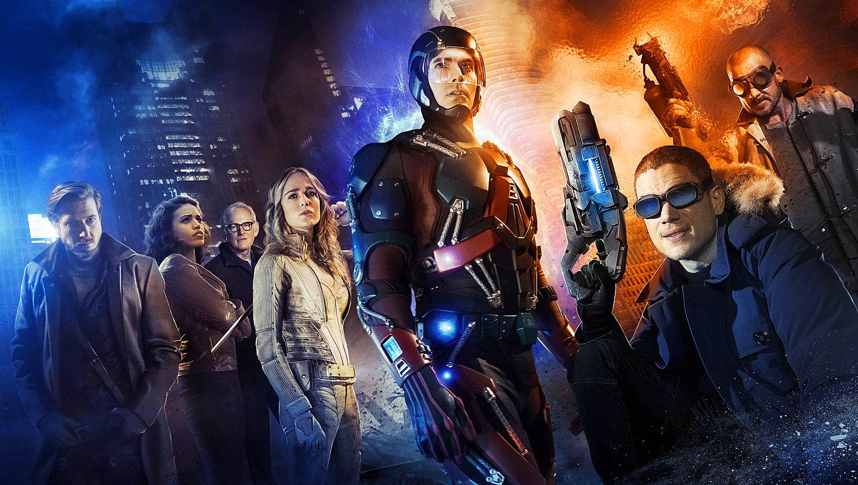 CW DC TV SHOW