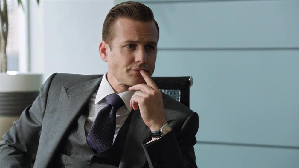 harvey specter corporate dressing goals