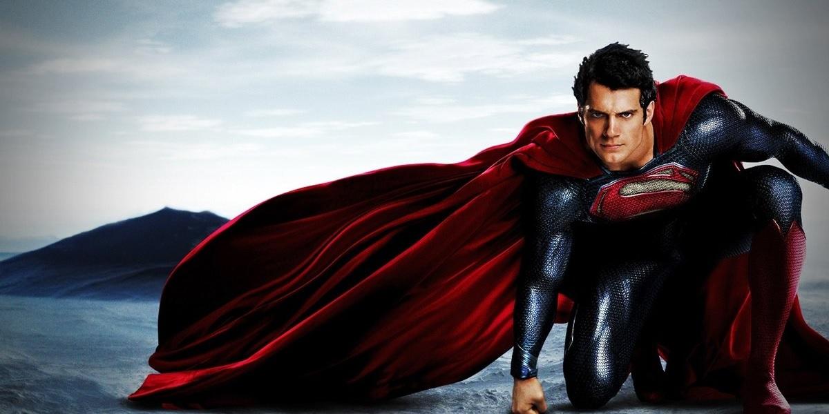 Superman Henry Cavill Warner Bros