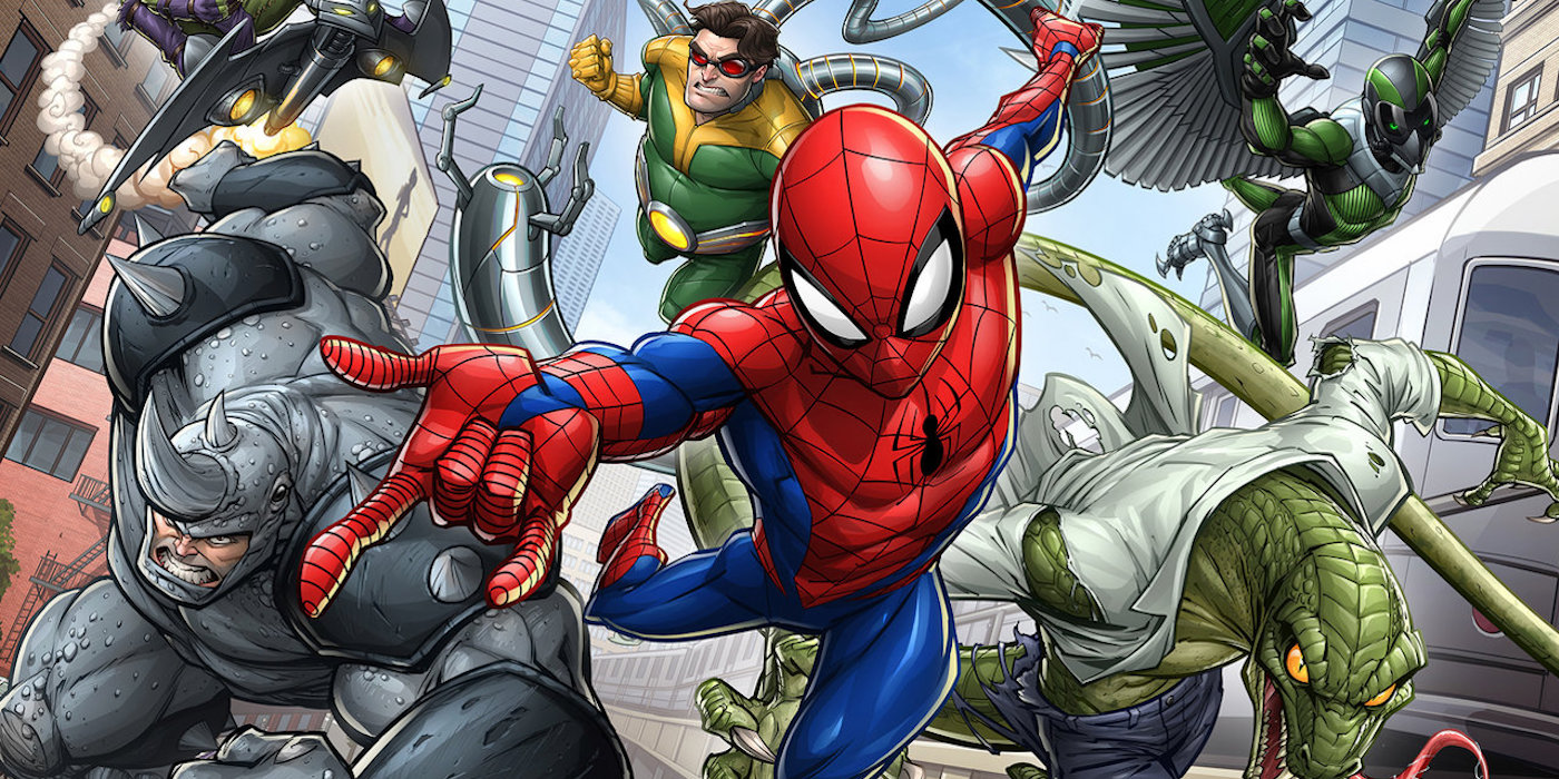 Photo of Here's Everything You Need To Know About Marvel's Spider-Man Animated Series