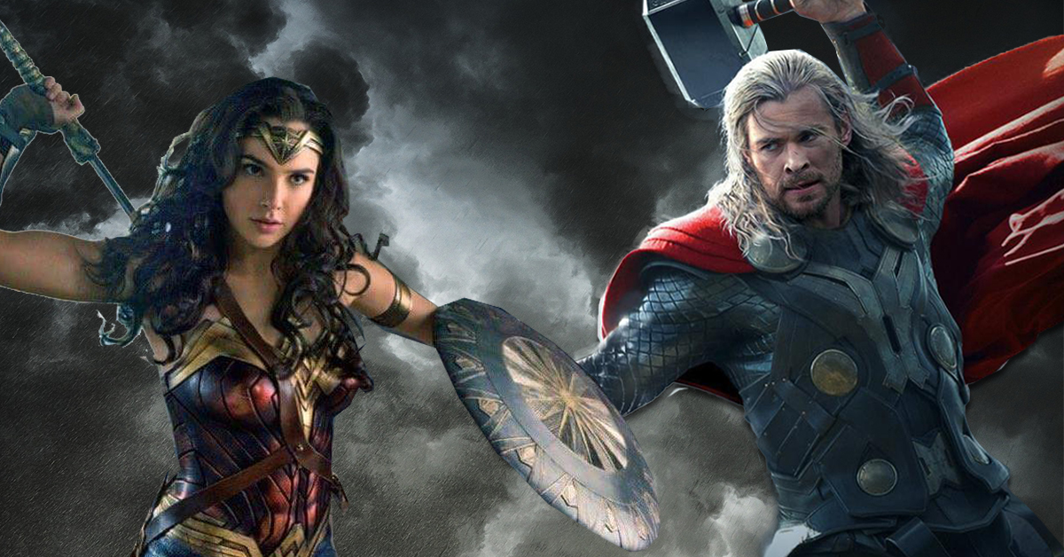 Photo of Wonder Woman vs Thor: Gal Gadot and Chris Hemsworth Agreed Upon The Winner