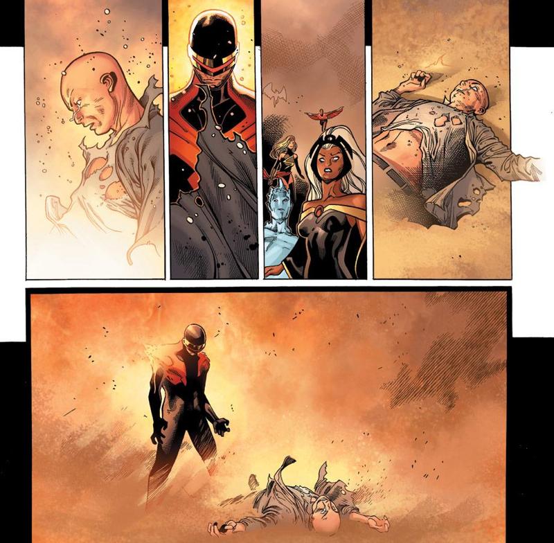 shocking superhero deaths