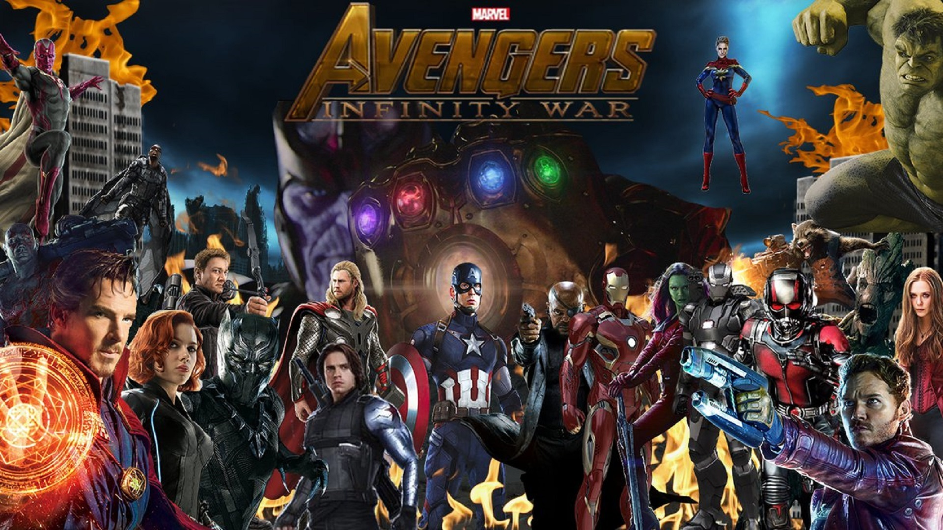 Avengers Infinity War: Which MCU Superheroes