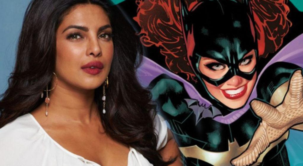 Priyanka Chopra in a Netflix Superhero Movie