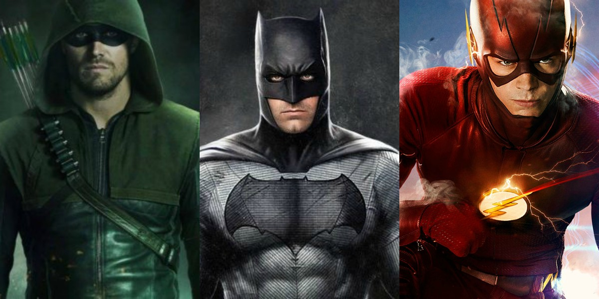 Photo of 4 Sexy Ways In Which Batman Can Come to CW's Arrow and Flash