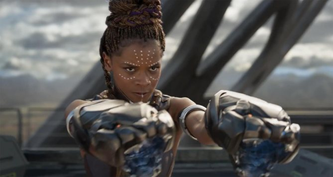 Princess Shuri is a Marvel Black Panther Character Smarter than Tony Stark