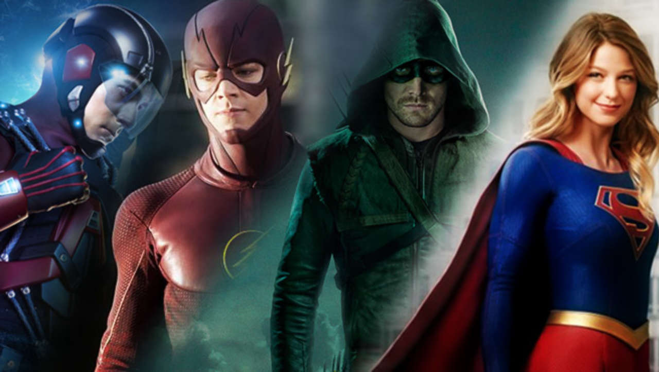 "Photo of This Year's CW Crossover Will Be ""Something Else"""