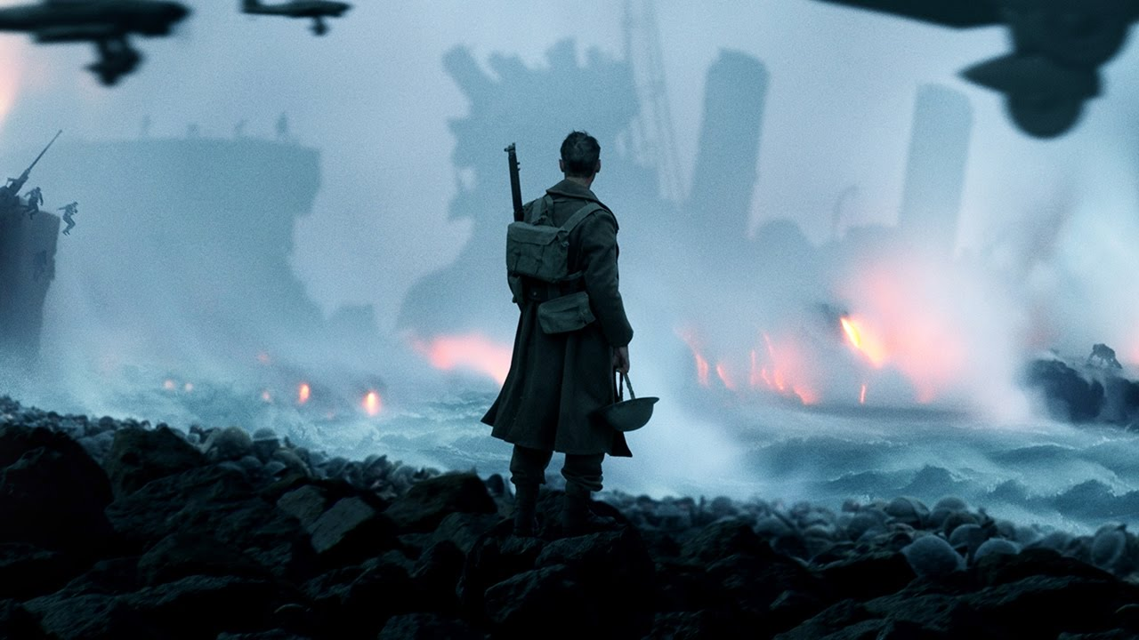 Photo of Christopher Nolan's Next Movie DUNKIRK New Poster Reveals More Details