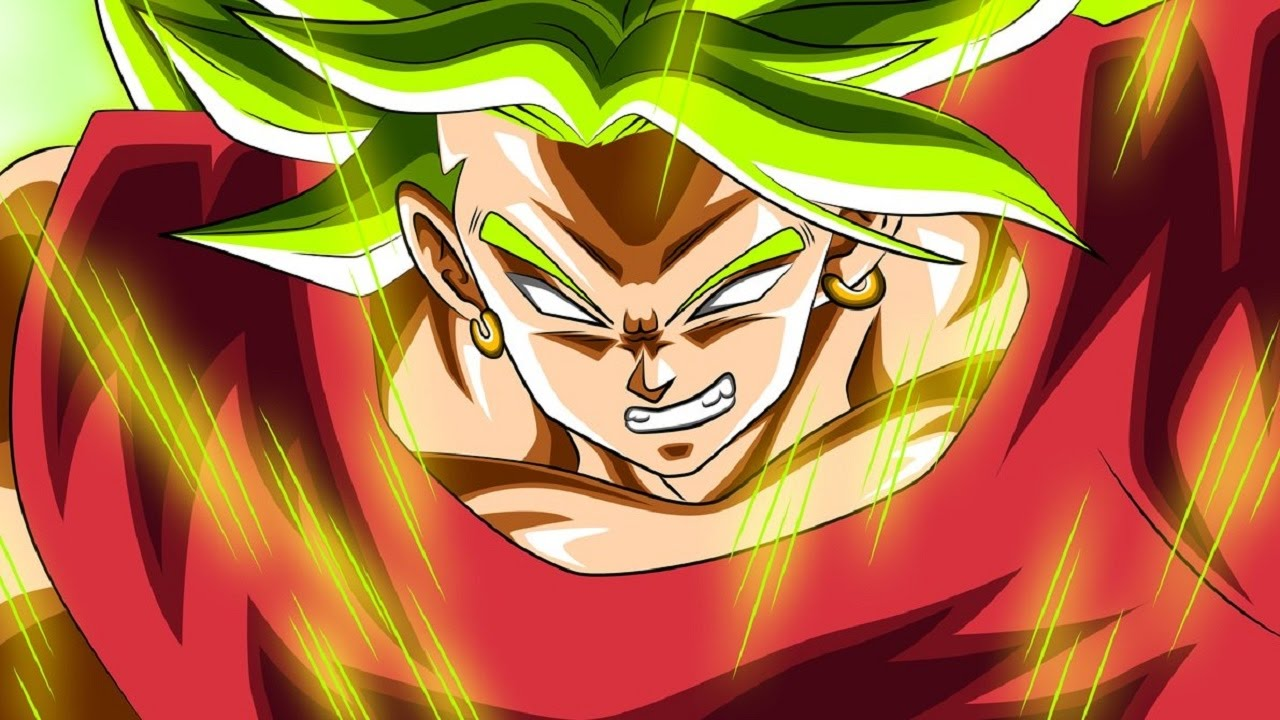 Dragonball Super To Feature A Female Broly Quirkybyte