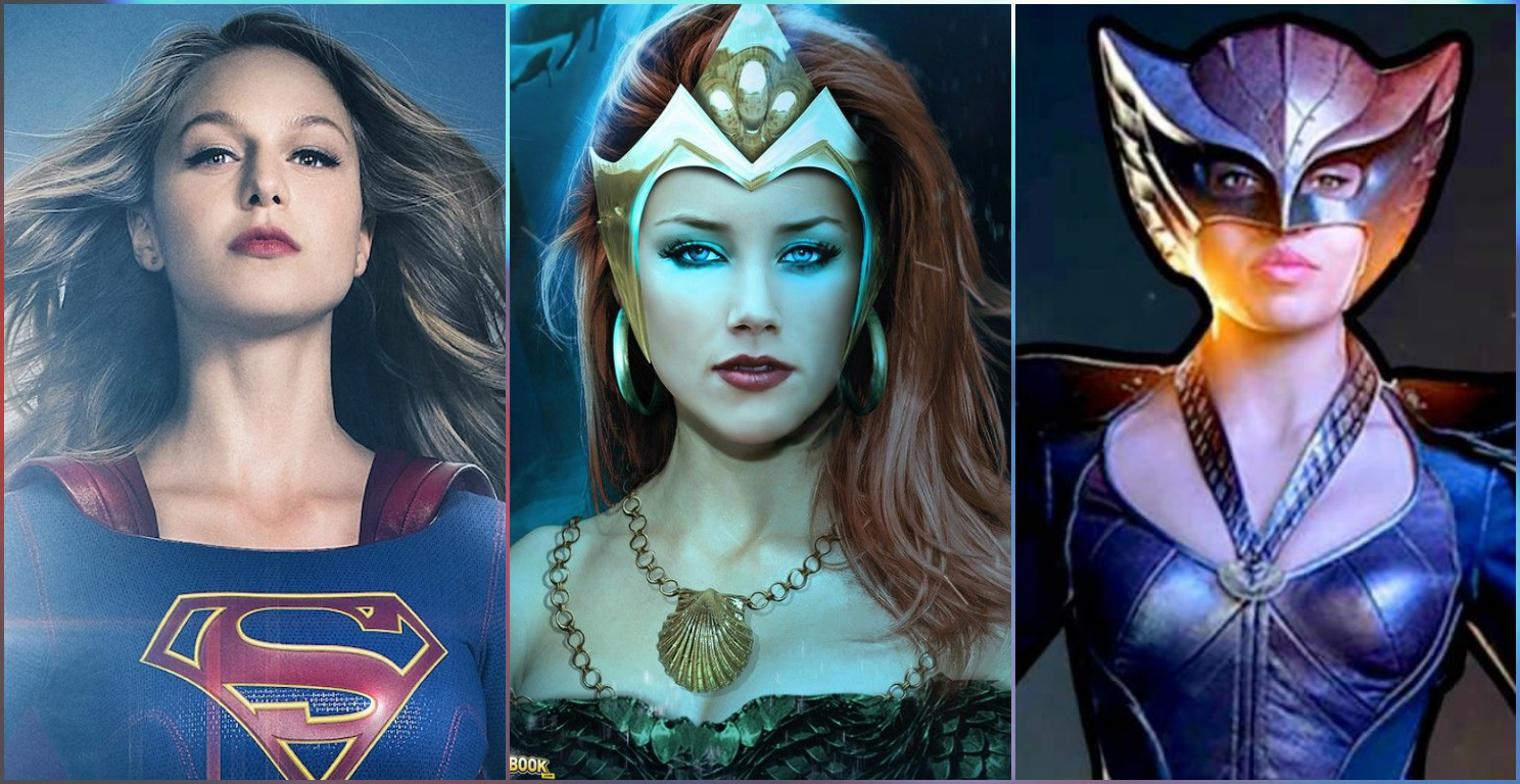 Photo of 5 Female Superheroes From DC Who Deserve Their Own Solo Movies