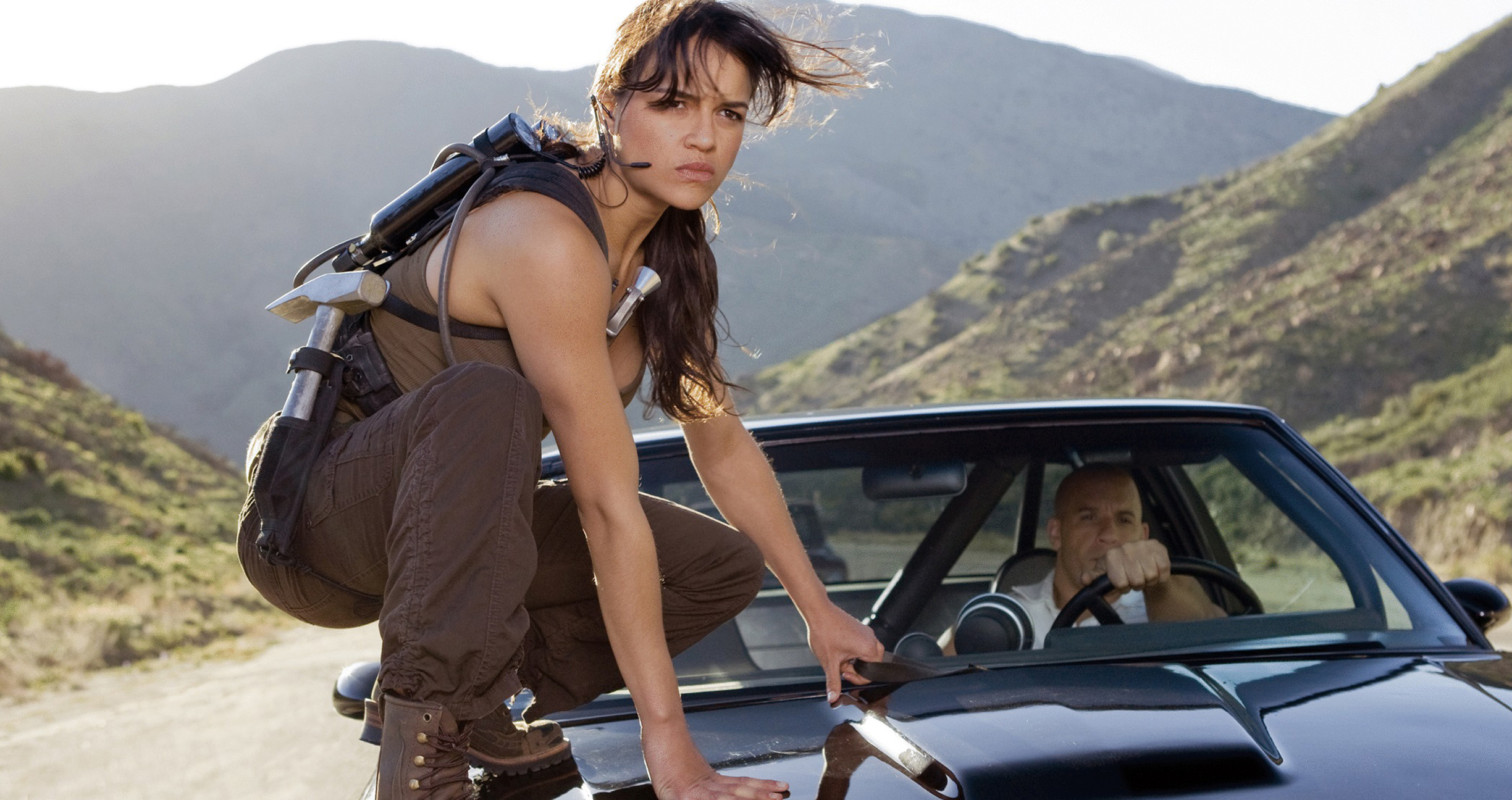 Photo of Michelle Rodriguez Not Returning To Fast and the Furious 9?