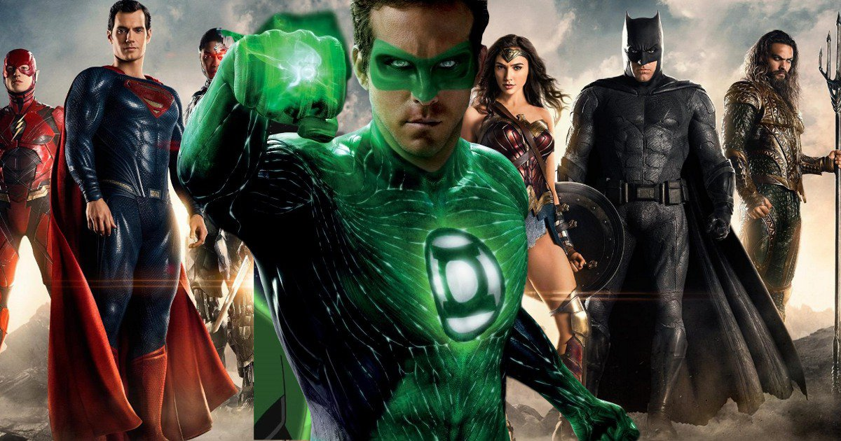 Photo of DC Teases Mega Relaunch of Green Lantern In Justice League