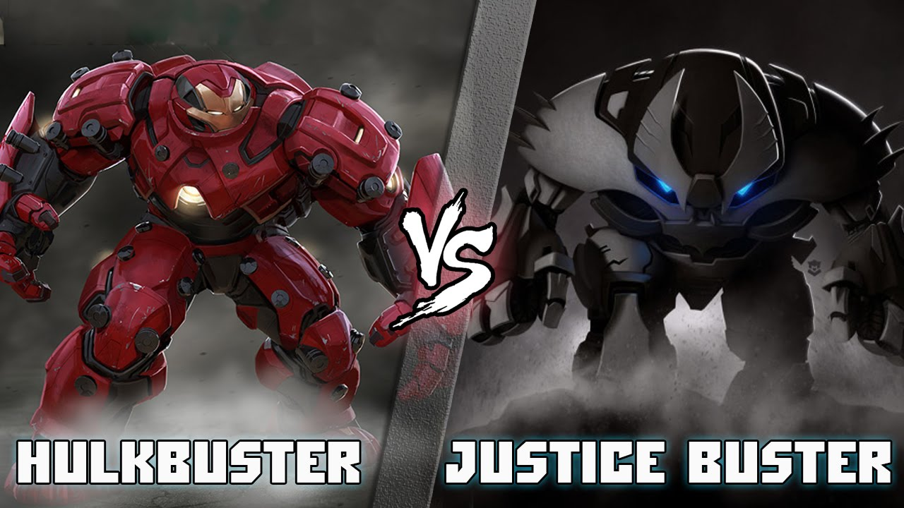 Photo of Hulkbuster vs Justice Buster: Who Would Win?