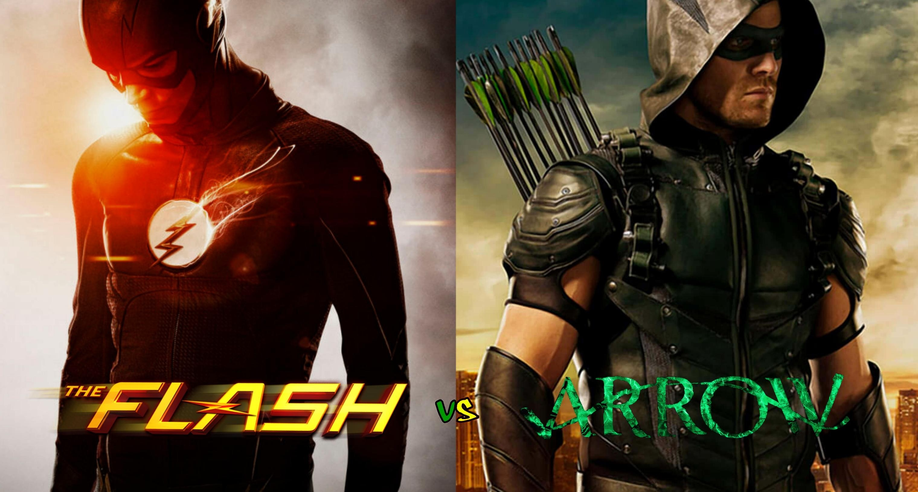 Photo of The Flash vs Arrow: Flash Wins Hands Down But…