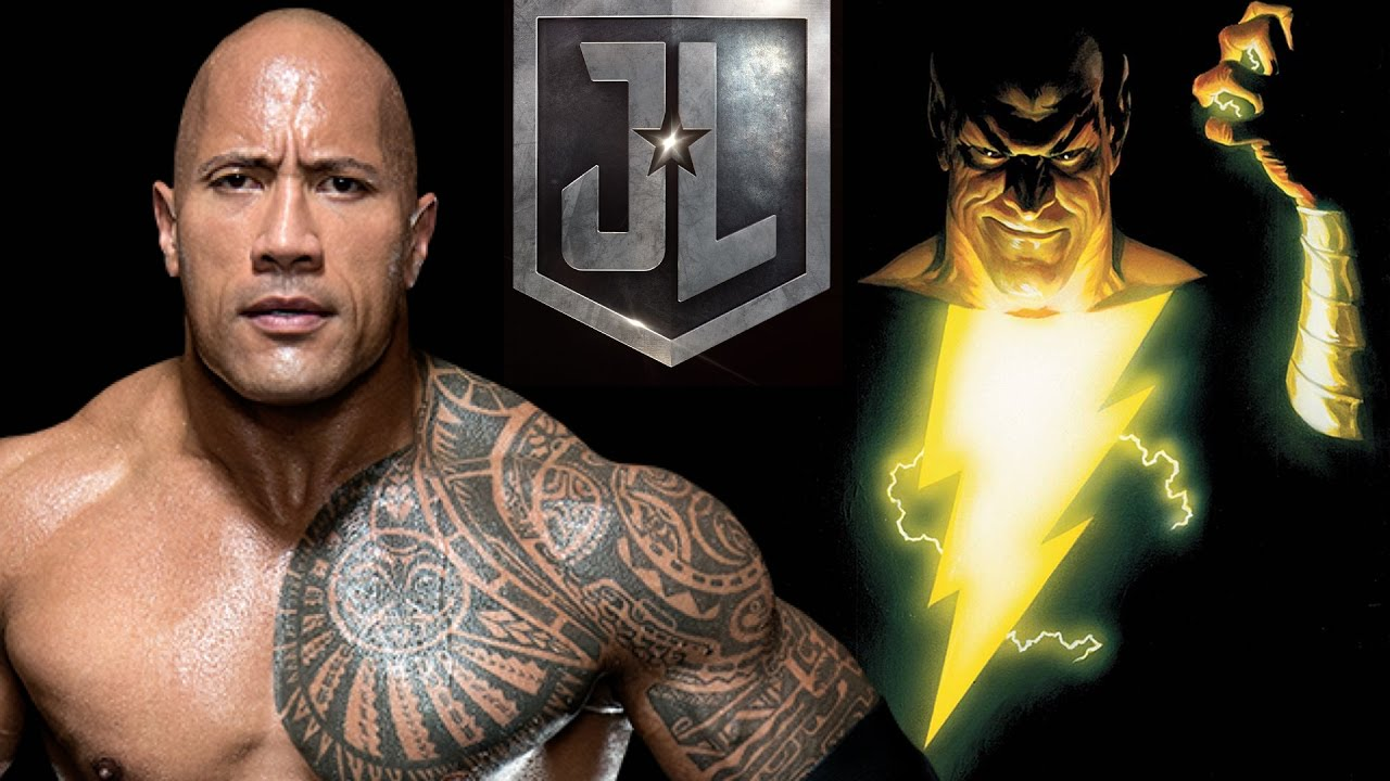 Photo of Is Dwayne Johnson's Black Adam Going to Debut in Justice League?