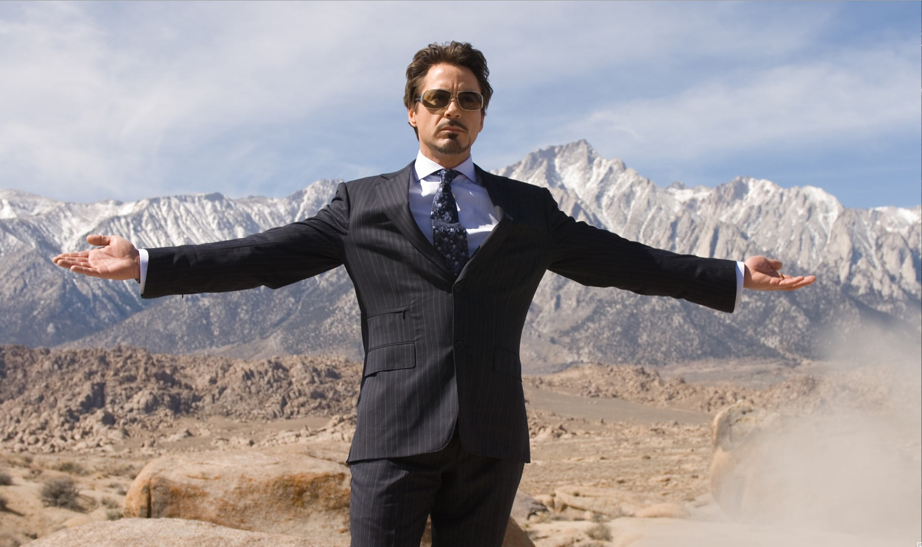 "Photo of Robert Downey Jr Explains Why ""It's Not All About The Money"" Being Tony Stark"