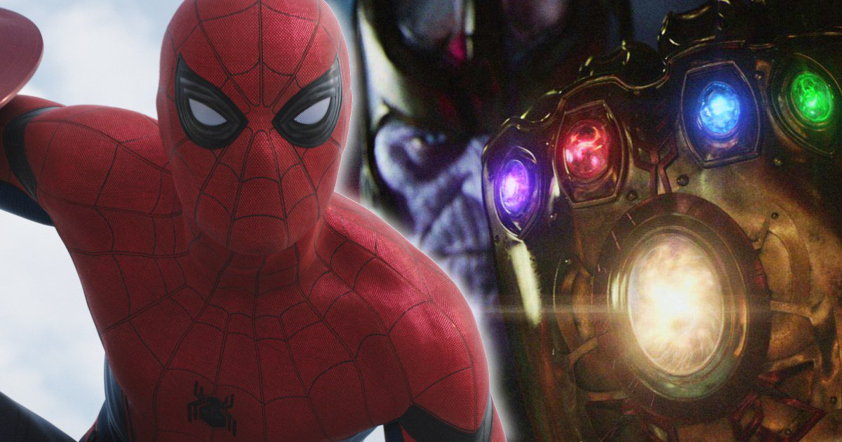 Photo of Spider-Man's Role in Avengers: Infinity War Has Been Revealed