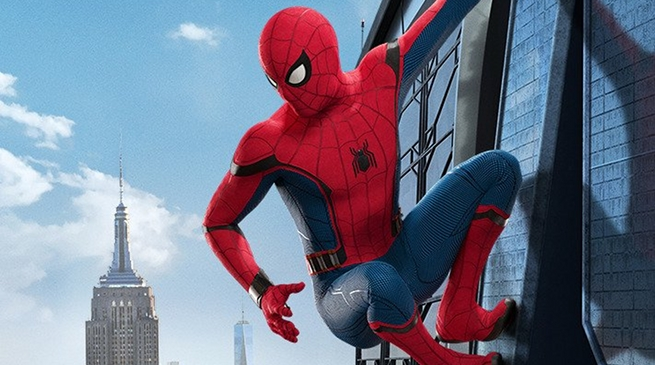 Photo of Latest Sneak Peak at Spiderman's New Suit Revealed