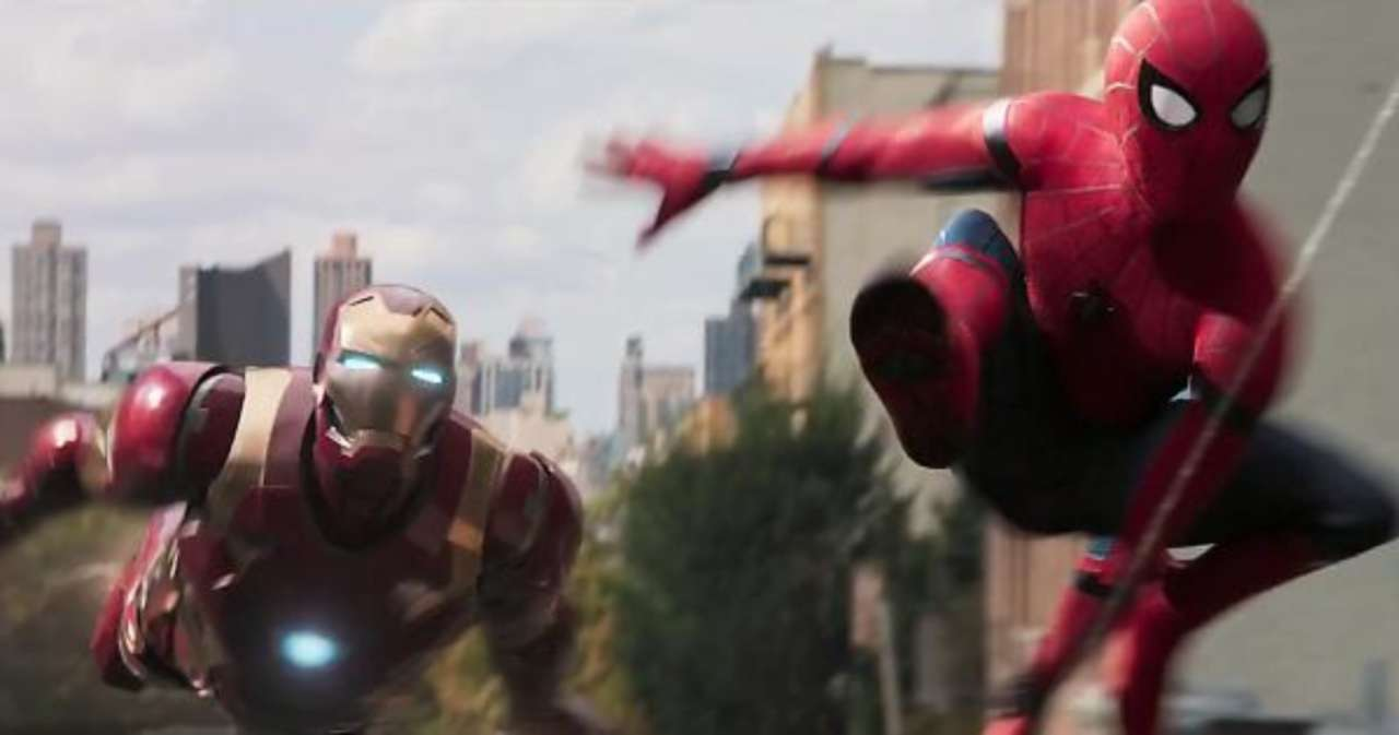 Photo of Spiderman Vs Iron Man: Is A Feud Happening In Homecoming?