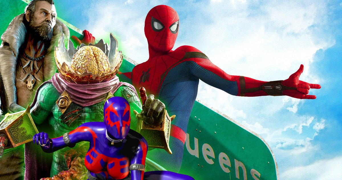 "Photo of Spiderman Homecoming Sequels Will Have ""Never Before Seen"" Villains"