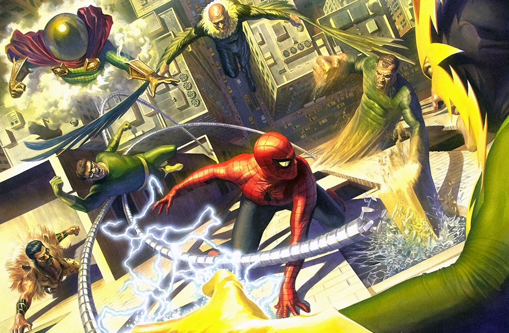 Photo of Sinister Six Still Under Production by Sony And Will Not Include Spiderman